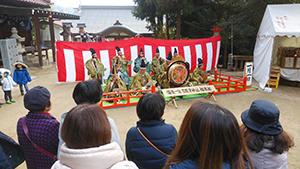 吉備津神社-正月雅楽.jpg
