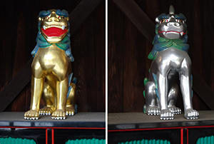 艮神社-金銀狛犬1.jpg
